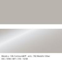 Marabu Contours & Effects Liner 25ml metallic silber