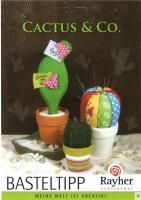 Rayher Basteltipp - Cactus & Co