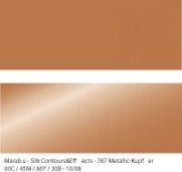 Marabu Contours & Effects Liner 25ml metallic kupfer