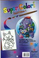 Kids Club Super Colori Ausmalblock Band 1