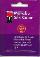 Marabu Silk Color Färbemittel 12,5g karminrot