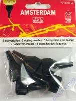 Dosierverschlüsse Amsterdam