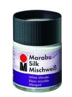 Marabu Silk Mischweiß 50ml