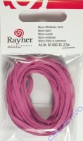 Micro-Wildleder 3mm pink