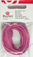 Micro-Wildleder 3mm pink