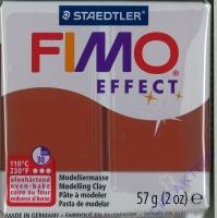 Fimo Effekt Modelliermasse 57g metallic kupfer