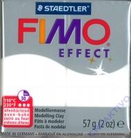 Fimo Effekt Modelliermasse 57g transluzent weiß