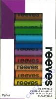 12 Ölpastelle von Reeves