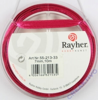 Rayher Satinband 7mm 10m pink