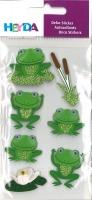 Heyda Sticker Frösche