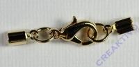 Rayher Verschluss 2mm gold