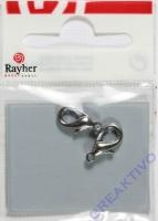 Rayher Karabiner-Schliesse 13mm 2 St. silber