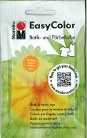 Easy Color Batik- und Färbefarbe 25g mandarine