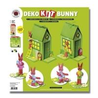 Bastelset:  Bunnys Haus-Box