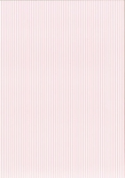 Bastelkarton Happy Papers Streifen DIN A4 rosa
