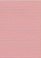Streifen-Fotokarton DIN A4 rot