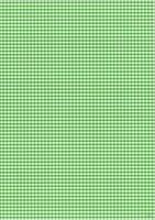 Karo-Fotokarton DIN A4 grün