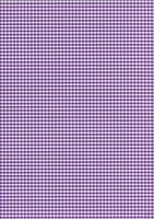Karo-Fotokarton DIN A4 lila