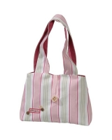 Abbygale Kit Handbag Stripes, bunt
