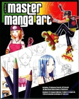 Master Manga Art - Inktense Set