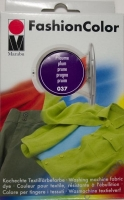 Marabu Fashion Color für die Waschmaschine - pflaume