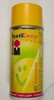 Marabu-TextilDesign Colorspray mittelgelb (Restbestand)