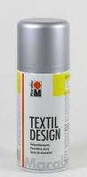 Marabu-Textil Design Colorspray silber