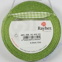 Rayher Karoband 9,5mm maigrün