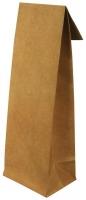 Papiertüte groß 2er-Set karamell