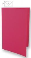 Karte A6 210x148mm 220g pink