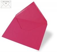 Kuvert C6 156x110mm 90g pink