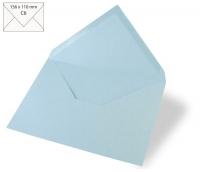 Kuvert C6 156x110mm 90g babyblau