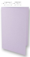 Karte A4 210x297mm 220g lavendel (Restbestand)