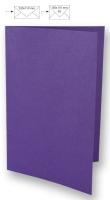 Karte A4 210x297mm 220g violett