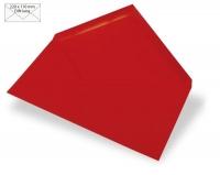 Kuvert DIN lang 220x110mm 90g klassikrot (Restbestand)