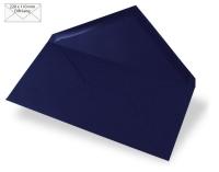 Kuvert DIN lang 220x110mm 90g nachtblau