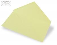 Kuvert DIN lang 220x110mm 90g pastellgrün