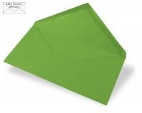 Kuvert DIN lang 220x110mm 90g immergrün