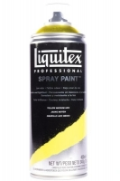 Liquitex Professional Spay Paint yellow medium azo