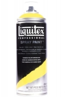Liquitex Professional Spay Paint cadmium yellow medium hue
