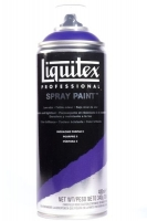 Liquitex Professional Spay Paint dioxazine purple 5