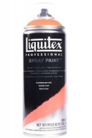 Liquitex Professional Spay Paint fluorescent red
