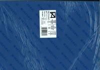 Fabriano Colore 200g/qm 50x70cm blau