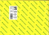Fabriano Colore 200g/qm 50x70cm gelb