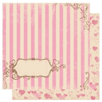 Scrapbooking Papier Smoochable (Restbestand)