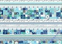 Motiv-Fotokarton 300g/qm 50x70cm Ice