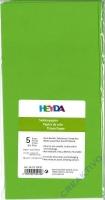 Seidenpapier 50x70 cm hellgrün 5 Blatt