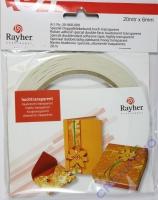 Spezial-Doppelklebeband 6mm hoch transparent