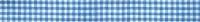 Fabric Tape - Karo bayr. blau