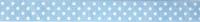 Fabric Tape - Punkte hellblau